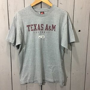 Vintage Nike Texas A&M Aggies T-Shirt